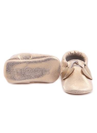 Moots Bebek Ayakkabısı Altın